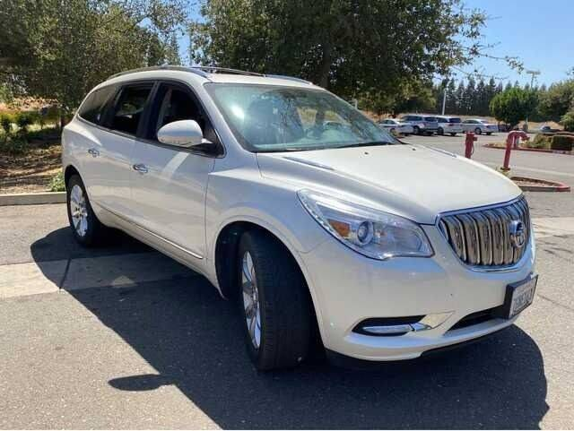 2014 Buick Enclave for sale at Car Deal Auto Sales in Sacramento CA