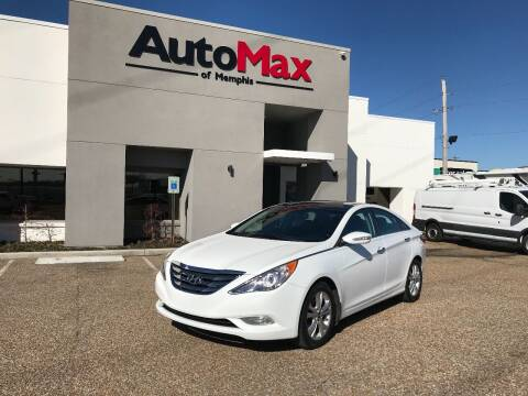 2013 Hyundai Sonata for sale at AutoMax of Memphis - Darrell James in Memphis TN