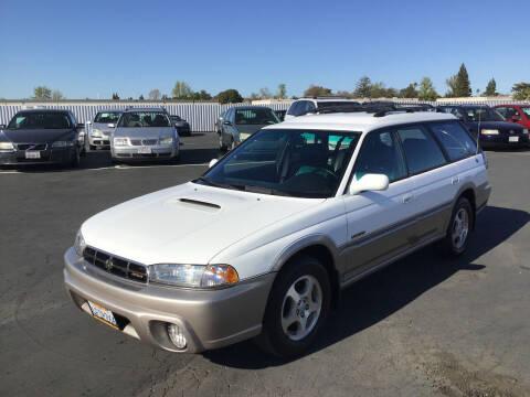 1999 Subaru Legacy for sale at My Three Sons Auto Sales in Sacramento CA