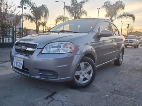 2011 Chevrolet Aveo for sale at GENERATION 1 MOTORSPORTS #1 in Los Angeles CA