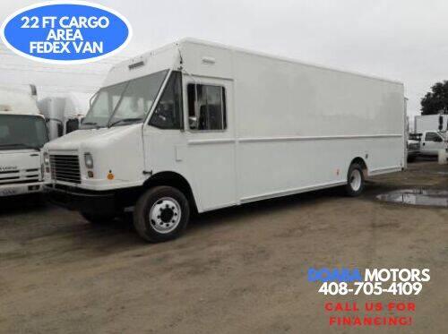 2012 Workhorse W62 for sale at DOABA Motors - Step Vans in San Jose CA