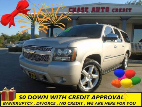 2009 Chevrolet Suburban for sale at Chase Auto Credit in Oklahoma City OK