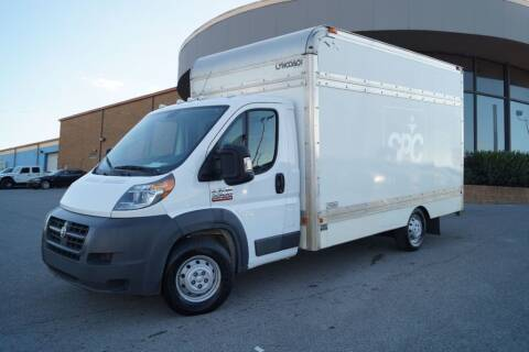 2018 RAM ProMaster Cab Chassis for sale at Next Ride Motors in Nashville TN