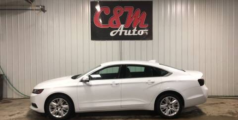 2017 Chevrolet Impala for sale at C&M Auto in Worthing SD