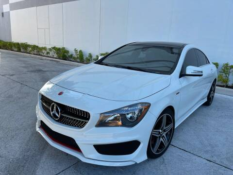 2015 Mercedes-Benz CLA for sale at Auto Beast in Fort Lauderdale FL