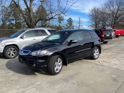 2007 Acura RDX for sale at On The Road Again Auto Sales in Doraville GA