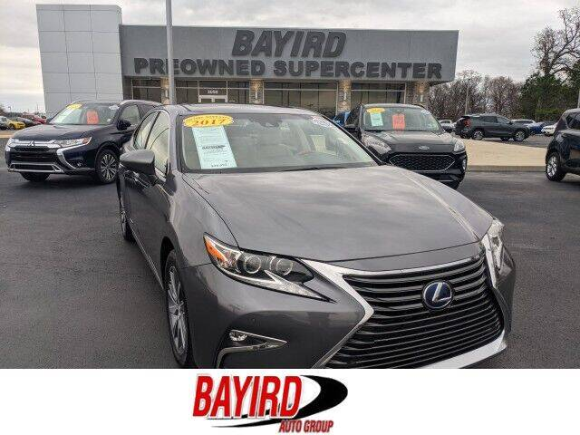 2017 Lexus ES 300h for sale at Bayird Truck Center in Paragould AR