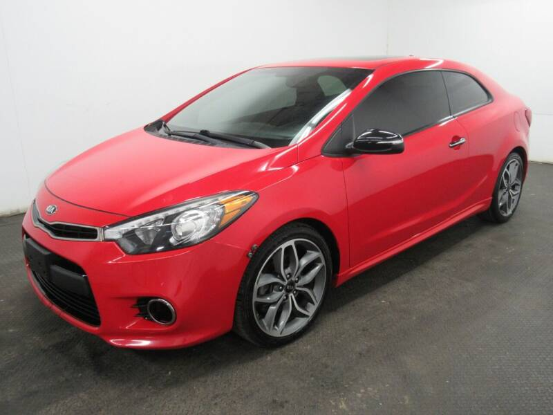 2016 Kia Forte Koup for sale at Automotive Connection in Fairfield OH