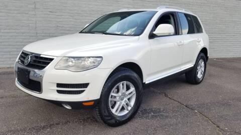 2010 Volkswagen Touareg for sale at LA Motors LLC in Denver CO