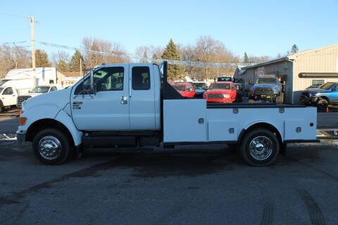 2009 Ford F-650 Super Duty for sale at LA MOTORSPORTS in Windom MN