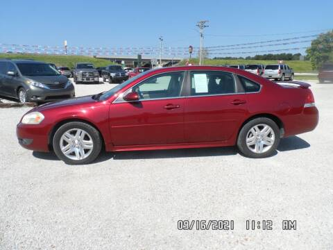 2011 Chevrolet Impala for sale at Town and Country Motors in Warsaw MO
