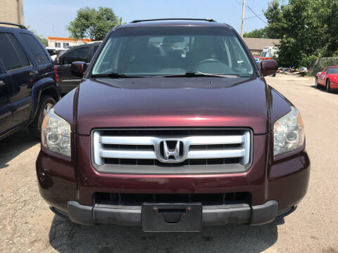 2008 Honda Pilot for sale at Worldwide Auto Sales in Fall River MA