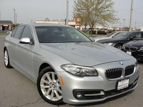 2016 BMW 5 Series for sale at Perfect Auto in Manassas VA