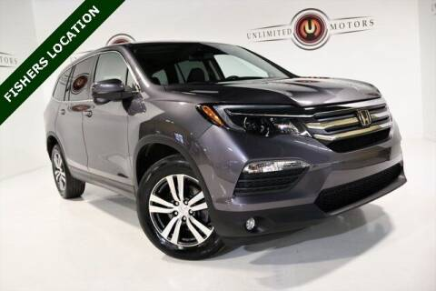 2017 Honda Pilot for sale at Unlimited Motors in Fishers IN