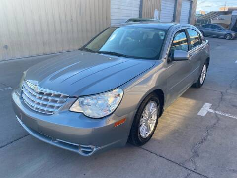 2008 Chrysler Sebring for sale at CONTRACT AUTOMOTIVE in Las Vegas NV
