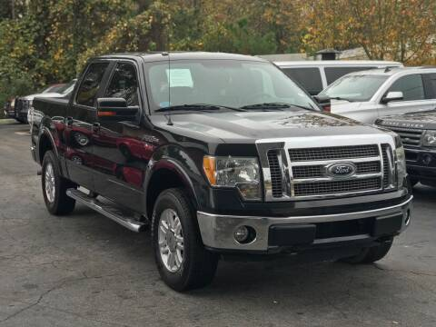 2010 Ford F-150 for sale at Magic Motors Inc. in Snellville GA