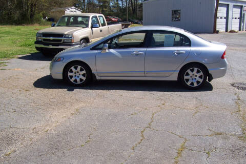 2010 Honda Civic for sale at Blackwood's Auto Sales in Union SC