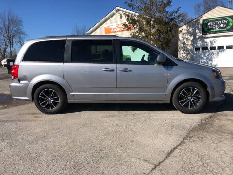 2017 Dodge Grand Caravan for sale at Westview Motors in Hillsboro OH