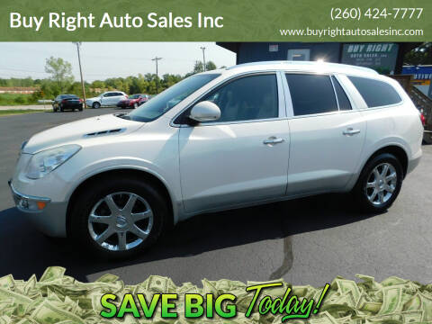 2008 Buick Enclave for sale at Buy Right Auto Sales Inc in Fort Wayne IN