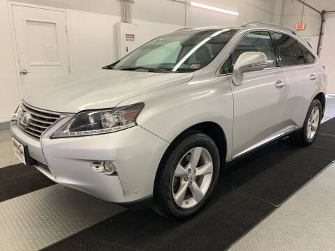 2013 Lexus RX 350 for sale at TOWNE AUTO BROKERS in Virginia Beach VA