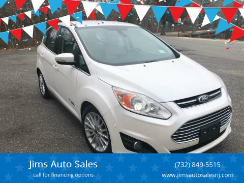 2013 Ford C-MAX Energi for sale at Jims Auto Sales in Lakehurst NJ