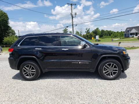 2019 Jeep Grand Cherokee for sale at 220 Auto Sales in Rocky Mount VA