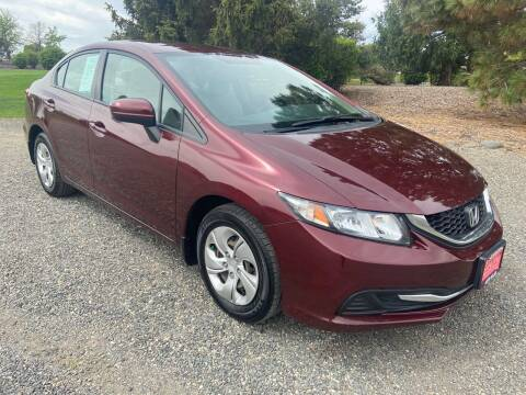 2014 Honda Civic for sale at Clarkston Auto Sales in Clarkston WA