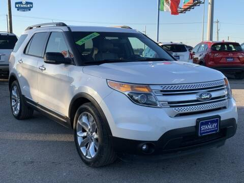 2013 Ford Explorer for sale at Stanley Direct Auto in Mesquite TX
