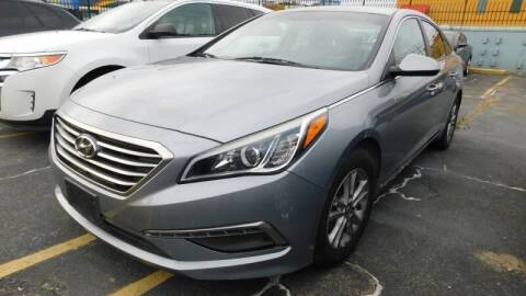 2015 Hyundai Sonata for sale at Gus's Used Auto Sales in Detroit MI