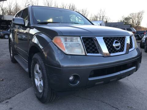 2005 Nissan Pathfinder for sale at King Louis Auto Sales in Louisville KY