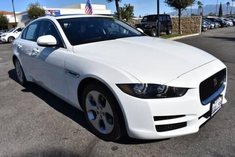 2018 Jaguar XE for sale at DIAMOND VALLEY HONDA in Hemet CA