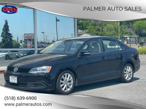 2011 Volkswagen Jetta for sale at Palmer Auto Sales in Menands NY