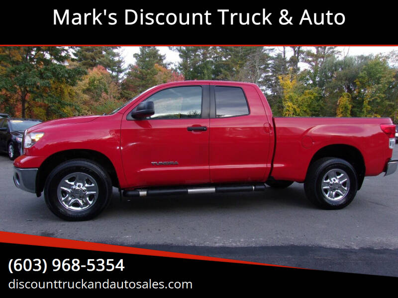 2011 Toyota Tundra for sale at Mark's Discount Truck & Auto in Londonderry NH