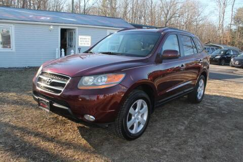 2009 Hyundai Santa Fe for sale at Manny's Auto Sales in Winslow NJ