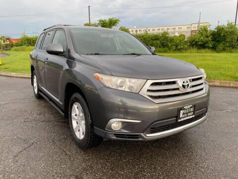 2011 Toyota Highlander for sale at Pristine Auto Group in Bloomfield NJ
