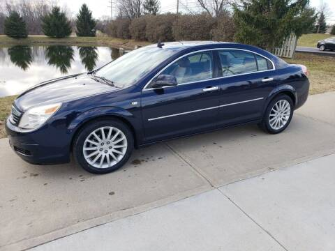 2008 Saturn Aura for sale at Exclusive Automotive in West Chester OH