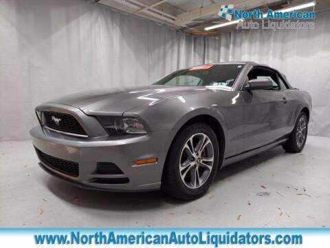 2014 Ford Mustang for sale at North American Auto Liquidators in Essington PA