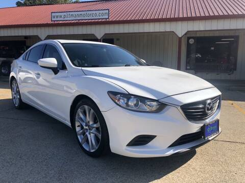 2015 Mazda MAZDA6 for sale at PITTMAN MOTOR CO in Lindale TX