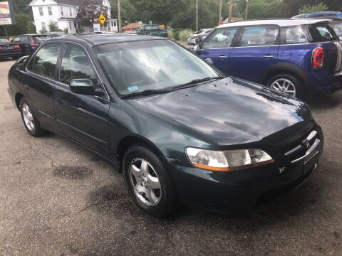 2000 Honda Accord for sale at Beachside Motors, Inc. in Ludlow MA