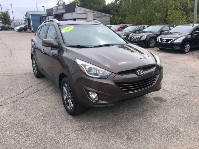 2014 Hyundai Tucson for sale at LexTown Motors in Lexington KY