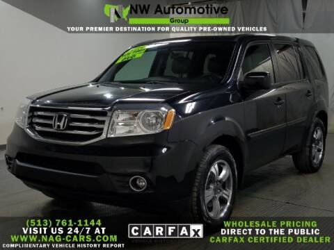 2015 Honda Pilot for sale at NW Automotive Group in Cincinnati OH