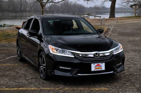 2017 Honda Accord for sale at Auto House Superstore in Terre Haute IN