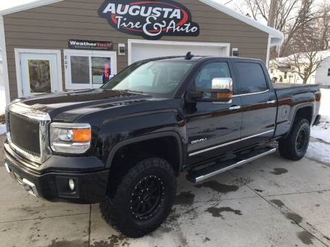 2015 GMC Sierra 1500 for sale at Augusta Tire & Auto in Augusta WI