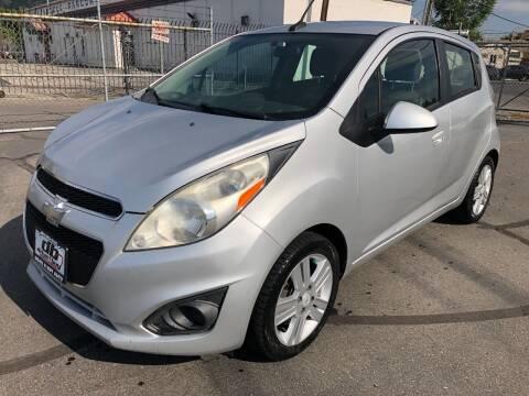 2013 Chevrolet Spark for sale at DRIVE N BUY AUTO SALES in Ogden UT