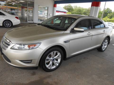 2010 Ford Taurus for sale at Auto America in Charlotte NC