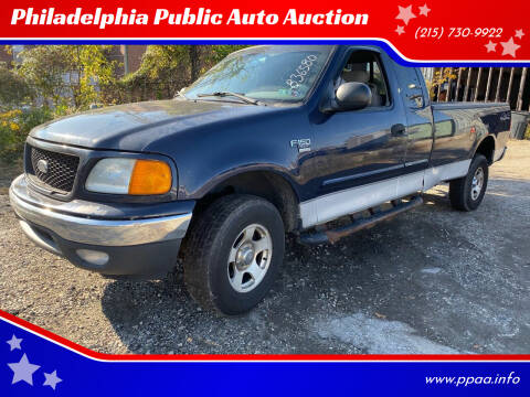 2004 Ford F-150 Heritage for sale at Philadelphia Public Auto Auction in Philadelphia PA