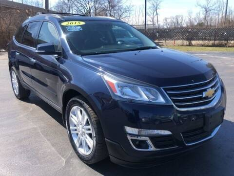 2015 Chevrolet Traverse for sale at Newcombs Auto Sales in Auburn Hills MI