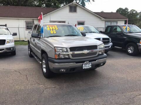 2005 Chevrolet Avalanche for sale at Port City Auto Sales in Baton Rouge LA