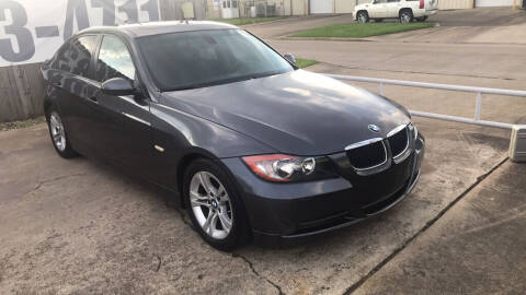 2008 BMW 3 Series for sale at AMERICAN AUTO COMPANY in Beaumont TX
