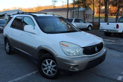 2004 Buick Rendezvous for sale at SAI Auto Sales - Used Cars in Johnson City TN